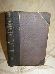 Antique Book Lectures On The Pilgrim's Progress, By J. Bunyan - 1862