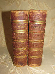 Antique Books The English School In Painting And Sculpture Vol. I-ii, -1831