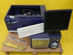 Owens Design 3464-003 Sapphire Tester Autoprober With Controller Untested