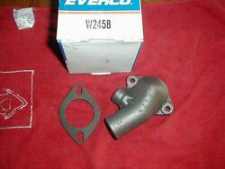 Nos Toyota 1977-9 Four Cylinder Thermostat Housing Celica Corona Pick Up