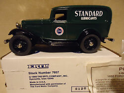 Amoco Standard Oil 4 Polarine 1932 Ford Stock 7657 Only 1250 Made Rare Find