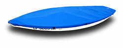 Sunfish Sailboat - Boat Deck Cover - Polyester Royal Blue Top Cover - Usa Made