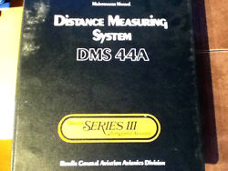 Bendix Dms-44a Dme System Dm-441 And Sd-442a Install Service Manual