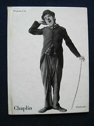 Illustrated Book on CHARLIE CHAPLIN - SIGNED by CHAPLIN (Text in German)