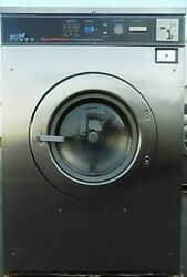 Speed Queen Front Load Washer Coin Op 50lb, Modelsc50md20v20001 [refurb]