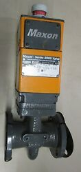 Used Maxon 8000 Series 1-ba11-b1a01 200psi 2in In/out Port Or44