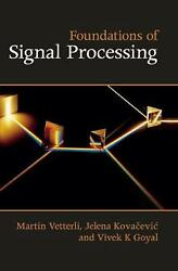 Foundations Of Signal Processing By Martin Vetterli English Hardcover Book Fre