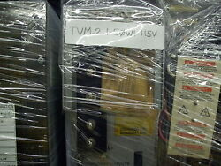 Indramat Tvm-2.1 50w1-115v Power Supply Is Repaired With A 30 Day Warranty