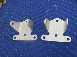 Moroso 6251 Solid Motor Mounts Small Block Chevy 327 350 Pair Very Good