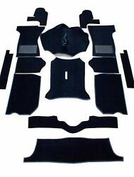 Replacement Car Carpet Set Fits Triumph Spitfire Mkii, Mkiii, Mkiv And 1500
