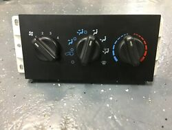 97-01 JEEP CHEROKEE HEATER CLIMATE CONTROL UNIT SPORT COUNTRY 00 99 98