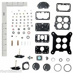 1979-91 Carb Kit 4 Barrel Holley 4180/90 Ford Trucks 370 400 429 460 Engines