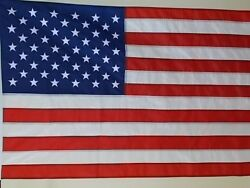 Usa 12x18 Flag Boat New Us Made Embroidered Stars And Sewn Stripes By Annin