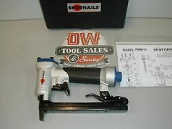 Upholstery Stapler 50 Series For Duo Fast Spotnails Ps5016 W/ Case