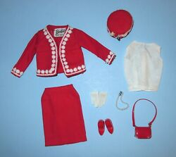 Barbie Japanese Exclusive Outfit 2631 Style Suit