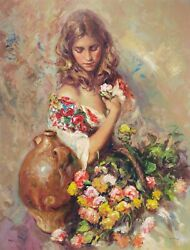Jose Royo Sentimiento | Signed Serigraph On Board | Make An Offer | Gallart