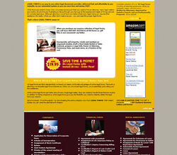 Legal Forms Business Website For Sale. Google Adsense And Revenue.