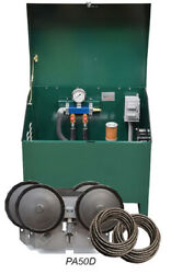 Sentinel Deluxe Rotary Vane Aeration System With Cabinet Tubing Diffusers Pa50d