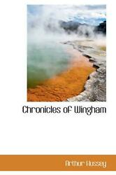 Chronicles Of Wingham By Arthur Hussey English Paperback Book Free Shipping
