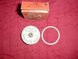 Nos Gm 1958 Chevrolet 8 Cylinder 3 X 2 Barrel Choke Stat And Coil Auto Trans
