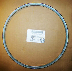Navy Ship Strainer Tyco Pentair Nk1313 Nos Gasket Metal Layers 9-1/4 Od 8-9/16i