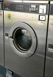 Speed Queen Front Load Washer Coin Op 50 Lbs, 3ph, S/n M1297116683 [refurb]