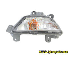 TYC Right Side Turn Signal Light Assembly for Mazda 3 2014-2015 B45A-51-350A