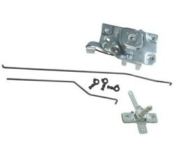 1972 Chevy Pickup Truck Door Latch W/ Rods And Remote Left Driver Side Dynacorn