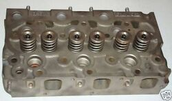 New Kubota L2201 Tractor Cylinder Head Complete W/ Valves