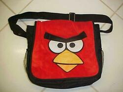 ANGRY BIRDS Messenger Bag for Kids and Adults