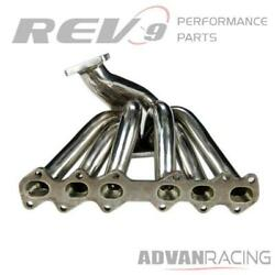 T4 Turbo Manifold Stainless For Supra 2jz-gte Bolt On Performance Exhaust Header