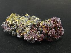 Very Rare Proustite Cluster From Morocco - 3.0