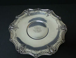 Antique Matthews Sterling Silver 12 Platter / Tray, C. Early 1900's