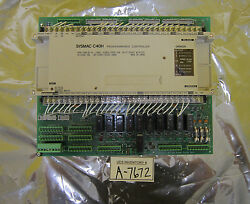 View Engineering 10000-501 Plc Pcb Programmable Controller C40h-c6dr-de-v1 Used