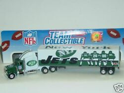 Nfl 2000 Tractor-trailer-truck, New York Jets, New
