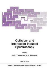 Collision- And Interaction-induced Spectroscopy English Hardcover Book Free Sh
