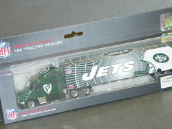 Nfl 2011 Tractor-trailer-truck, New York Jets, New