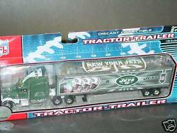 Nfl 2006 Tractor-trailer-truck, New York Jets, New