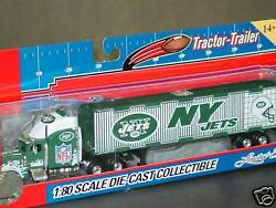 Nfl 2005 Tractor-trailer-truck, New York Jets, New
