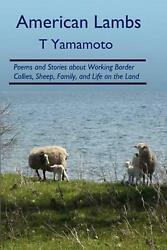 American Lambs: Poems and Stories about Working Border Collies Sheep Family b