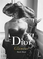 Dior Glamour 1952-1962 By Mark Shaw English Hardcover Book Free Shipping
