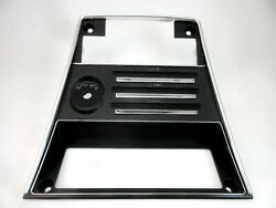 Datsun 240z Heater Control Panel New Limited Reproduction 40-j4212-a