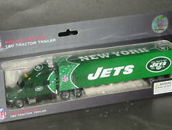 Nfl 2010 Tractor-trailer-truck, New York Jets, New