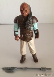 1983 kenner weequay star wars action