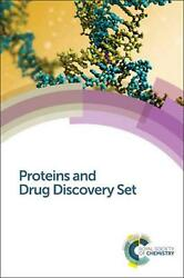Proteins And Drug Discovery Set Rsc By Royal Society Of Chemistry English Har