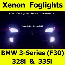 2 Sets Xenon H7 + 9006 Or H8 W/ Combined Shipping For New 3-series F30