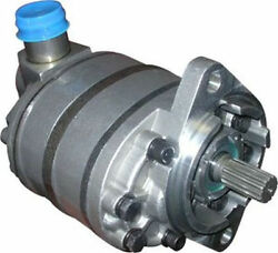 70249437 New Triple Hydraulic Pump Made To Fit Allis Chalmers Tractor 180 185