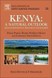 Kenya A Natural Outlook Geo-environmental Resources And Hazards By Paolo Paron
