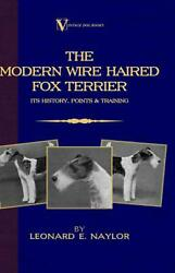 The Modern Wire Haired Fox Terrier: Its History Points & Training by Leonard E.