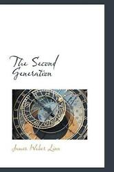The Second Generation By James Weber Linn English Hardcover Book Free Shipping